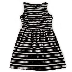 Madewell • Afternoon Striped Textured Dress
